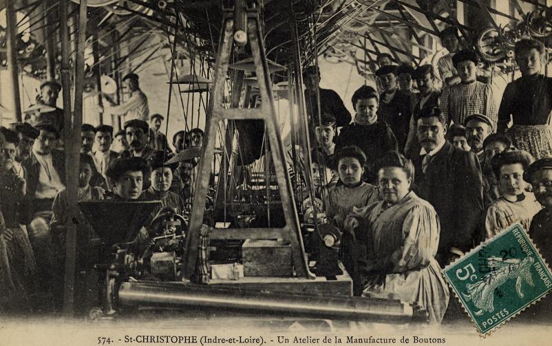 L'atelier de la boutonnerie