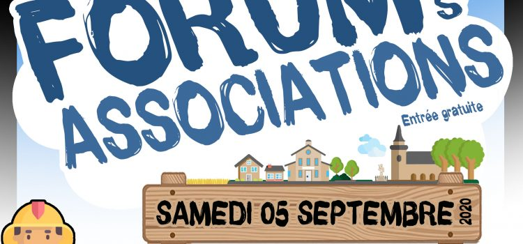 05 SEPT – Forum des associations