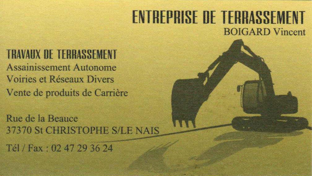 NOUS FAISONS Entreprise De Terrassement